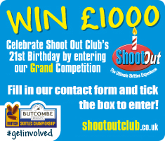 Shoot to win £1000!